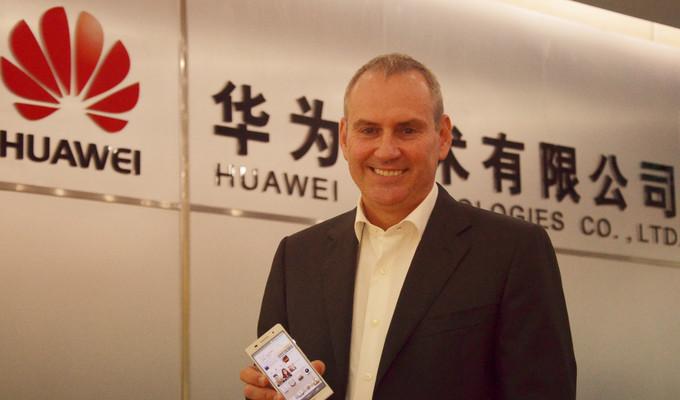 Colin Giles - Huawei