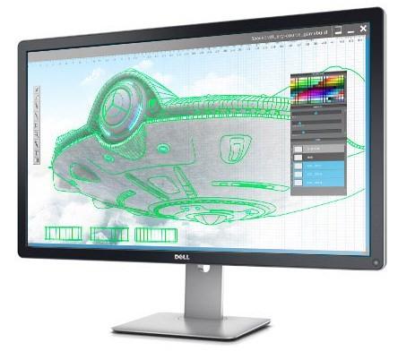 Dell UltraSharp 32, monitor con resolución Ultra HD