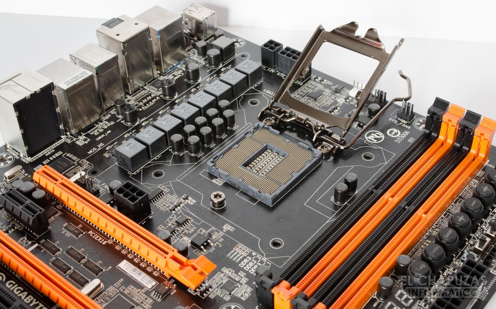 Review: Gigabyte Z87X-OC