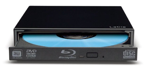 Grabadora Blu-ray LaCie