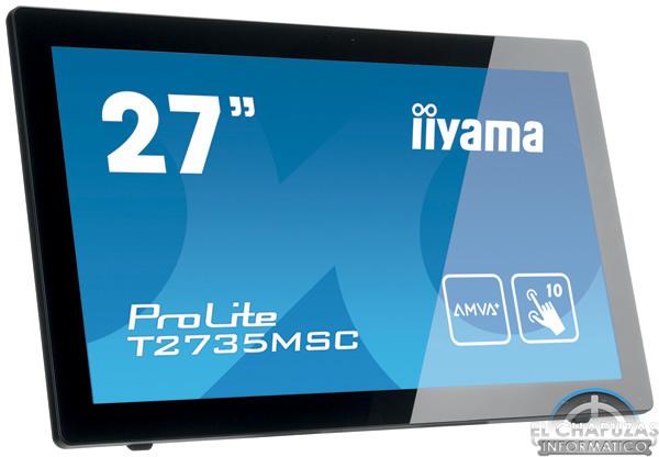 Iiyama ProLite T2735MSC: Monitor táctil de 27″