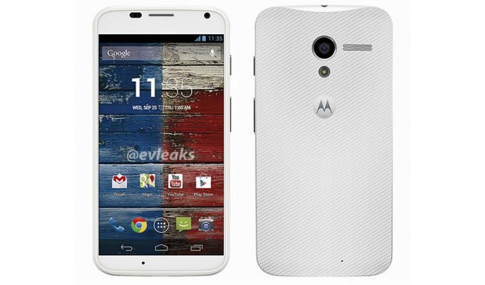 Motorola Moto X más barato que el Google Nexus 4