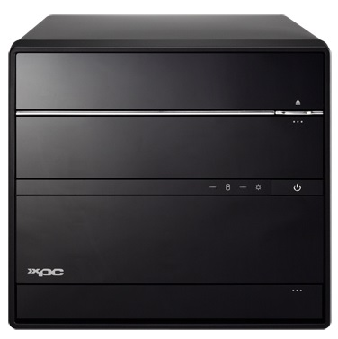 Shuttle SH87R6: Barebone Mini-PC compatible con Haswell