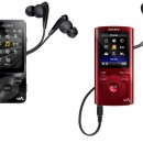 Sony lanza sus MP3 Walkman E380/E580