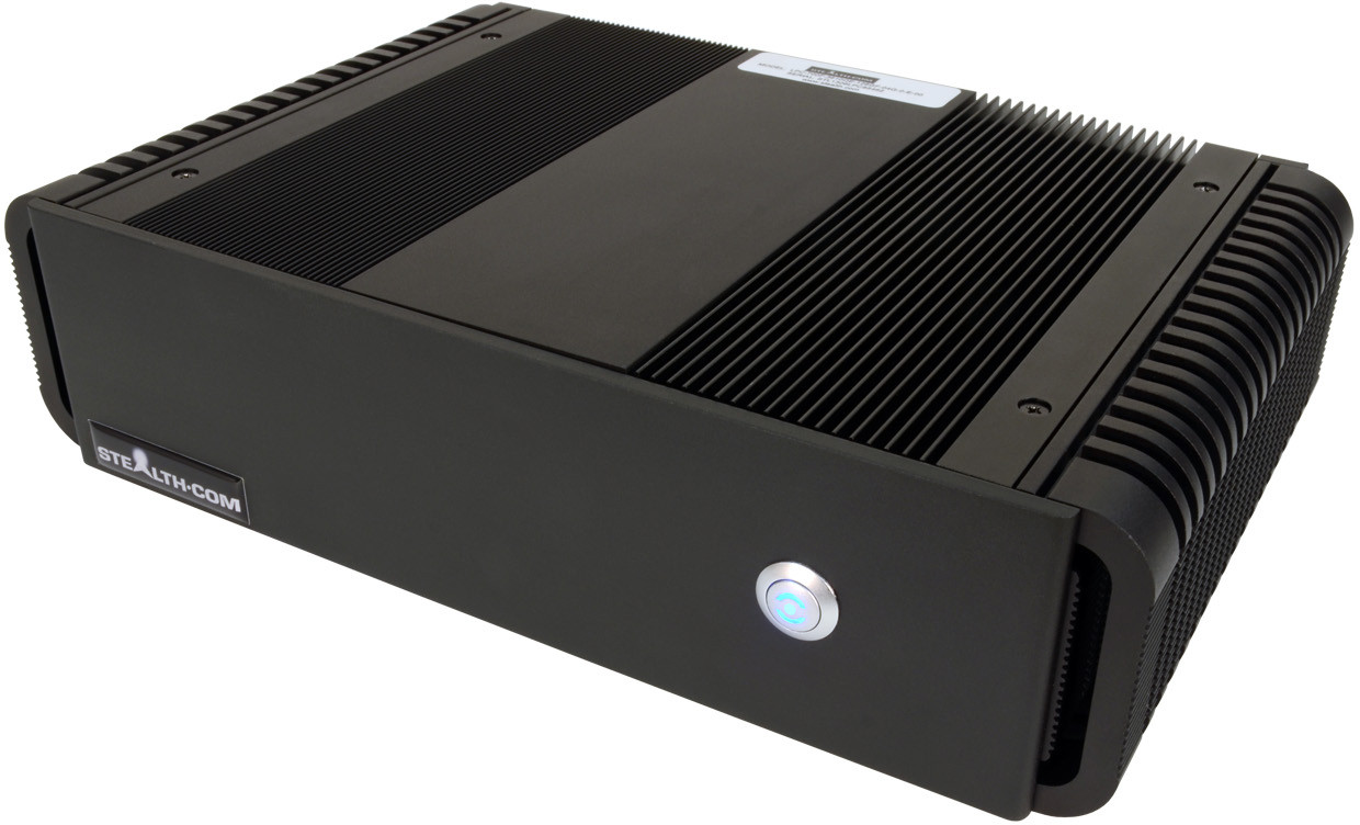 Stealth.com introduce mini-pc pasivo LPC-700F