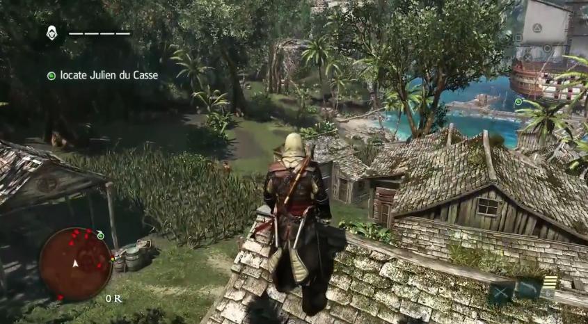 Nuevo Gameplay del Assassin's Creed 4: Black Flag