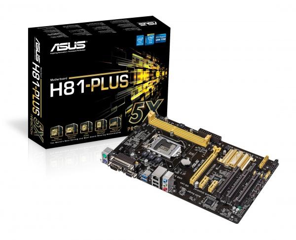 Asus H81 Plus H81M Plus H81M A H81M C H81M E Y H81I Plus