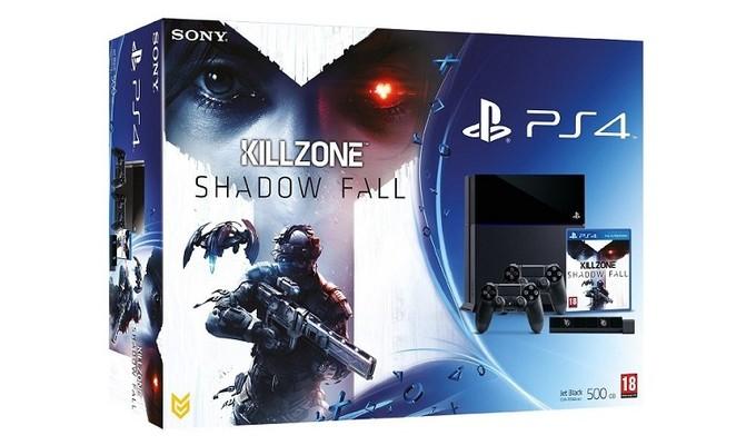 PlayStation 4 con cámara, 2 controladores y Killzone por 499 €