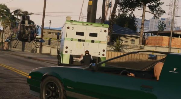 Grand Theft Auto Online (2)