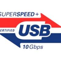 USB 3.1 SuperSpeed