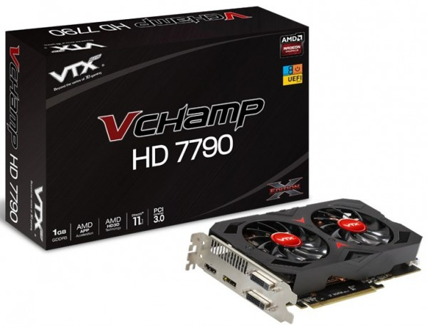 VTX3D HD 7790 V Champ