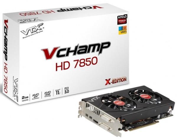 VTX3D HD 7850 V Champ