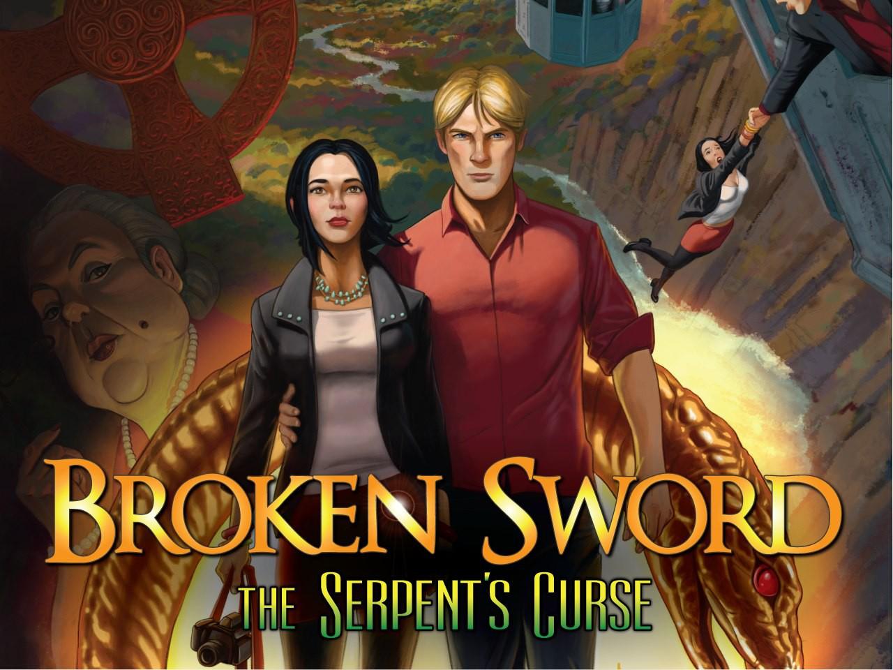 Broken Sword: La Maldición de la Serpiente se deja ver en video
