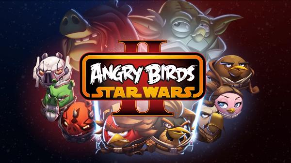 Angry Birds Star Wars II ya disponible para su descarga