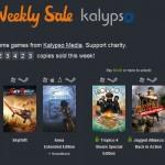 Bundle Stars: 10 juegos y 14 DLC de Kalypso por 3.49 euros
