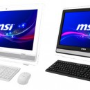 MSI AE220: All-in-One Multi-Táctil con APU Kabini