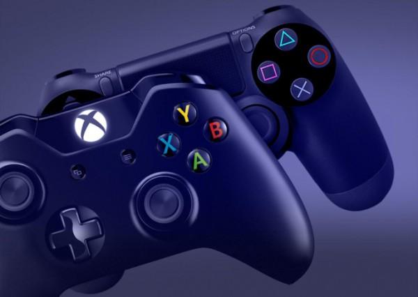 Mando Xbox One y PlayStation 4