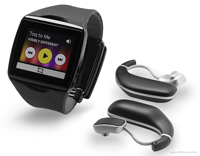 Qualcomm anuncia su Smartwatch Toq