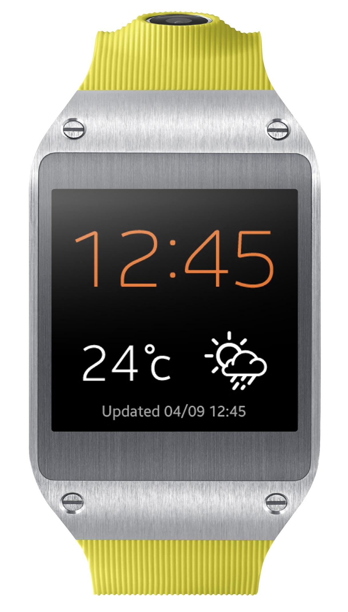 IFA 2013: Smartwatch Samsung Galaxy Gear