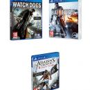 Actualizar tus juegos de PS3 a PS4 costará 9.99 euros, por título
