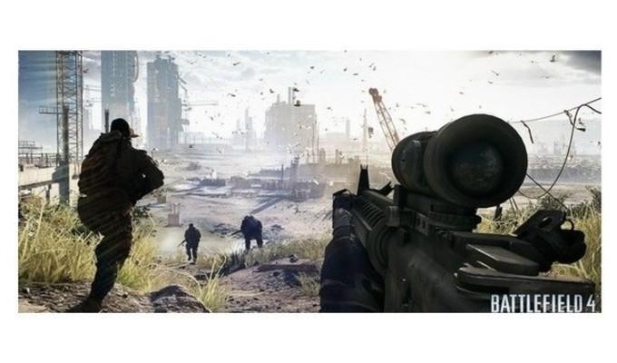 Llegan nuevos tráiler de Battlefield 4 con francotiradores y muchas explosiones