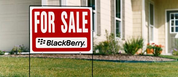 BlackBerry podría ser adquirida por 4.700 millones de dólares