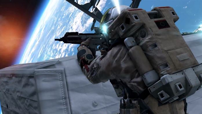 Call of Duty: Ghosts nos llevará al espacio