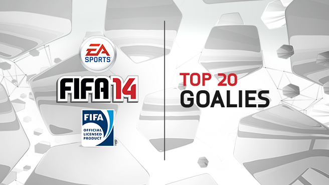 FIFA 14 desvela la lista de los 20 mejores porteros, Buffon al frente