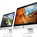 Apple lanza un nuevo iMac de entrada de 21.5″