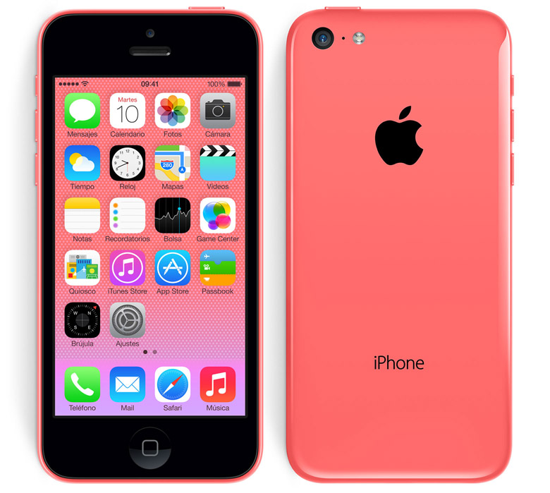 iPhone 5C Oficial HD (1)