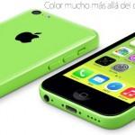El iPhone 5c llega a España antes de tiempo
