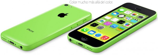 iPhone 5C Oficial HD