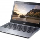 Acer Chromebook C720 se actualiza con procesadores Haswell