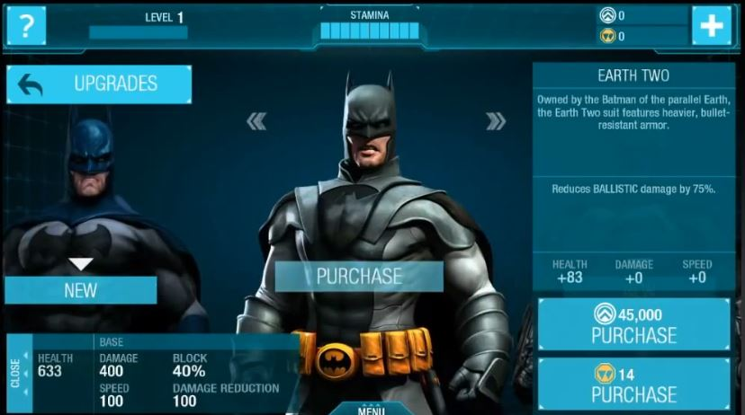 Batman Arkham Origins iOS