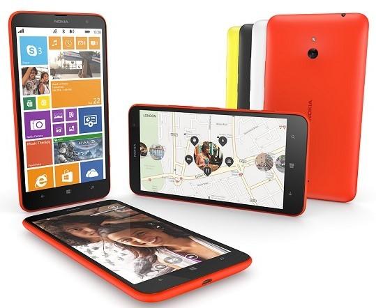 Nokai Lumia 1320