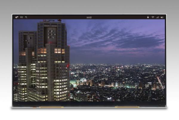 Pantalla 4K de Japan Display