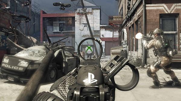 Call of Duty: Ghost también llegará en 720p para Xbox One