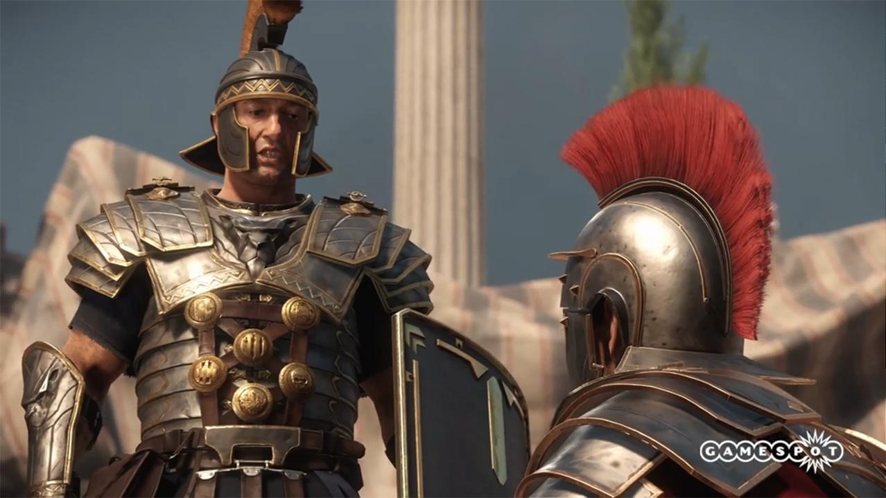 Nuevo tráiler «Lucha por Roma» para Ryse: Son of Rome