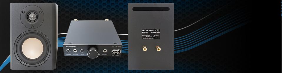 Review: Scythe Kama Bay Amp Mini Pro & KroCraft Speaker Rev.B