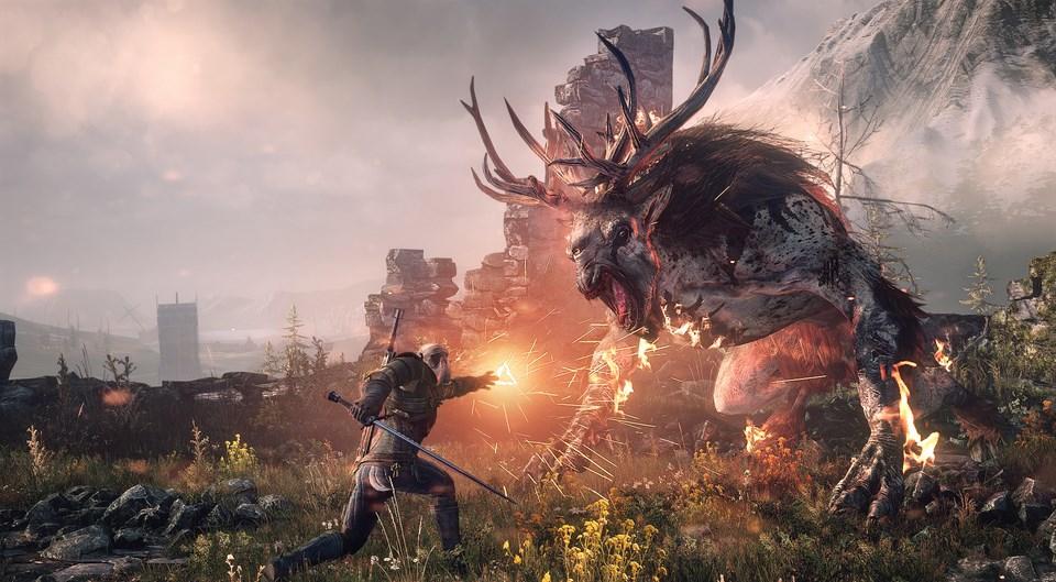 The Witcher 3: Wild Hunt, más de media hora de Gameplay