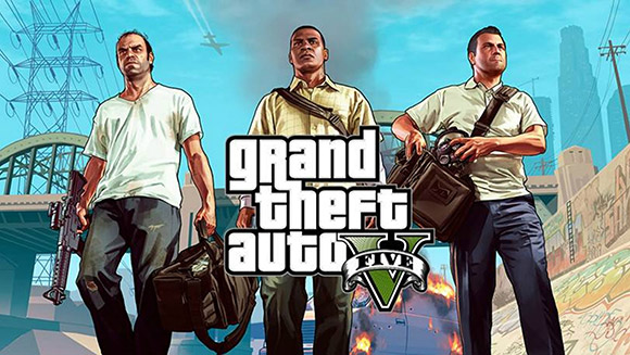 #E3 – Grand Theft Auto V anunciado para PC