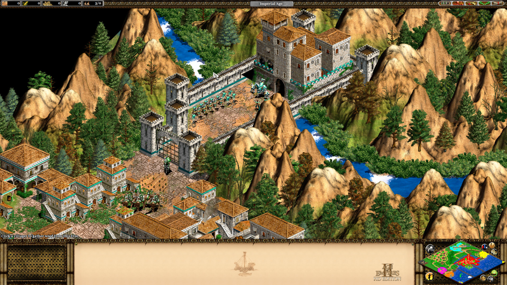 Age Of Empires 2 Forgotten Empires - Free downloads