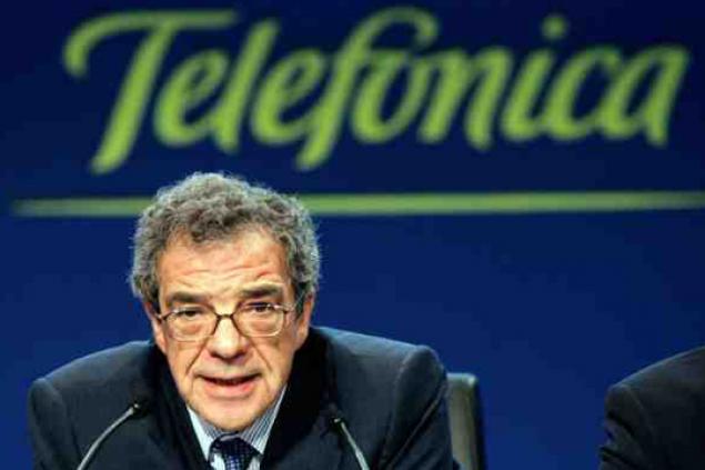 César Alierta - Telefónica