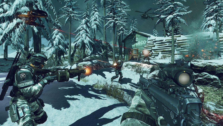 Call of Duty: Ghosts supera los Mil Millones de dólares en beneficios