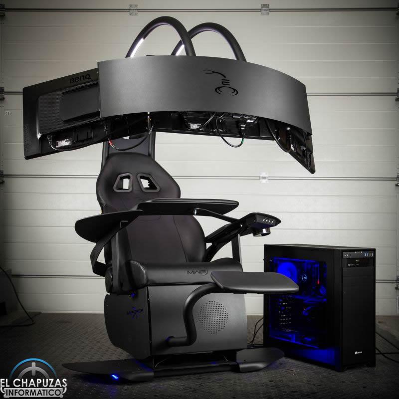 Emperor Chair 1510 La Silla Definitiva Gamer Ya