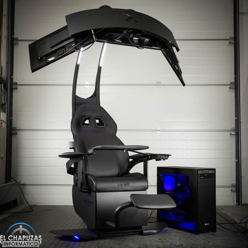 Emperor Chair 1510 La Silla Definitiva Gamer Ya