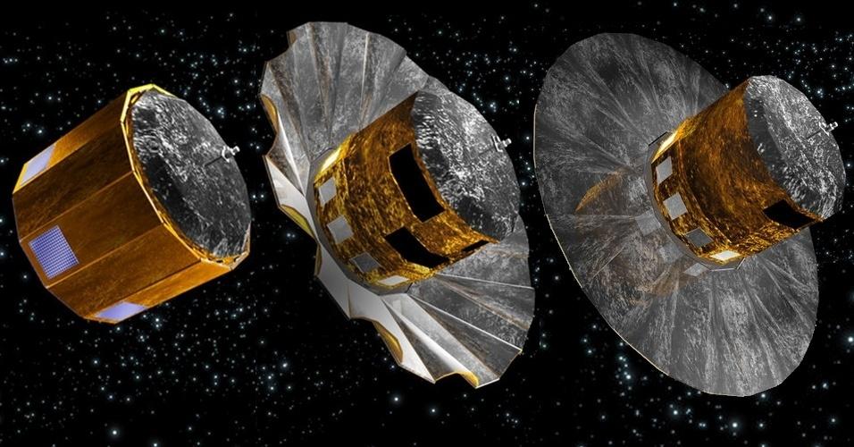La sonda espacial Gaia mapeará 1.000 millones de estrellas