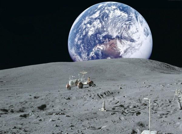 Luna - Tierra