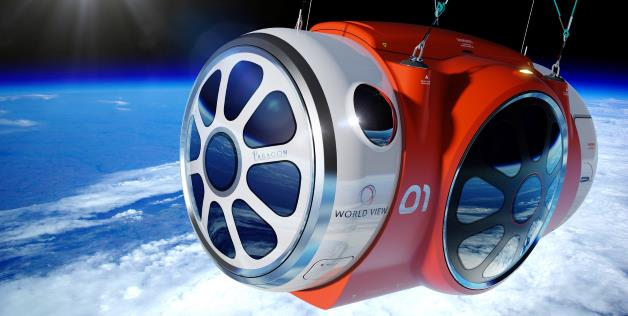Paragon Space Development Corporation - Capsula presurizada