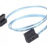 SilverStone CP11, el cable SATA más delgado del mundo